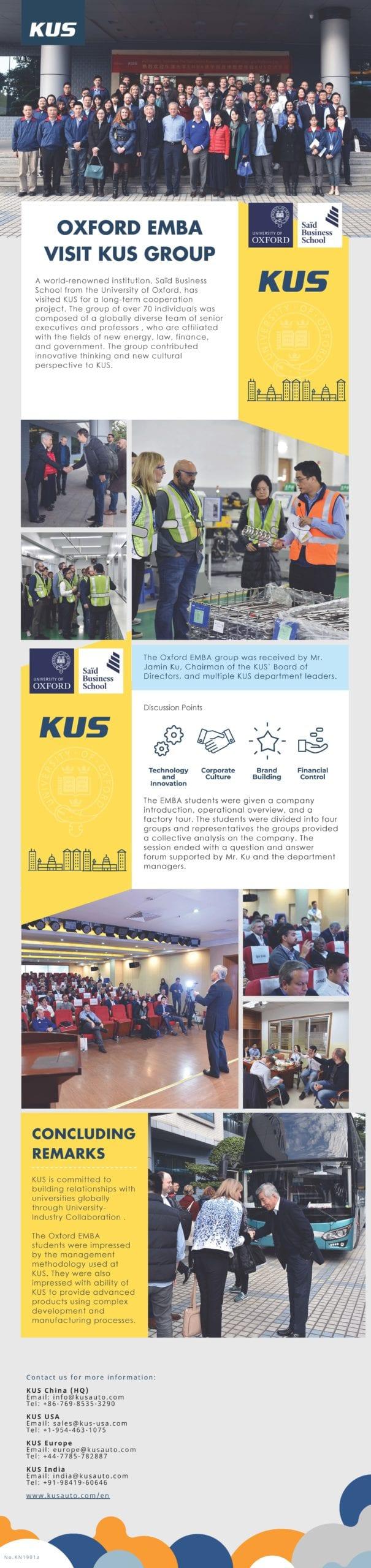 KUS Infographic