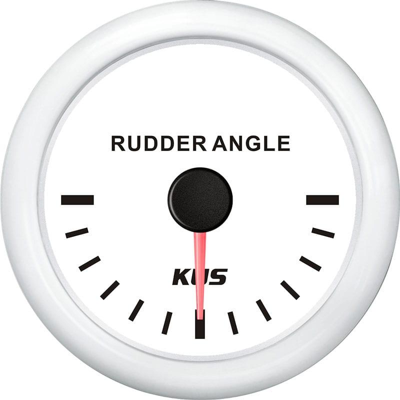 Rudder Angle