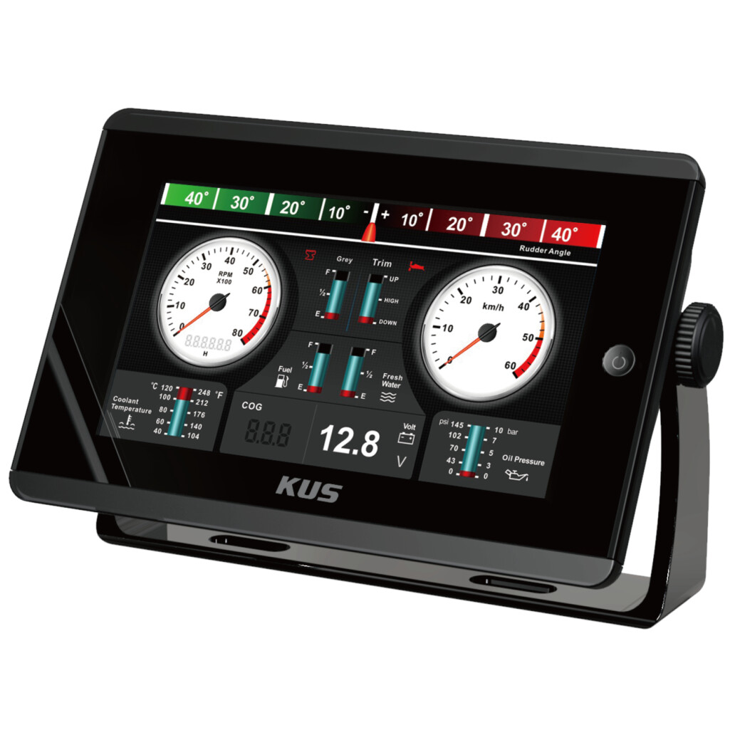 KUS Marine Integrated Data Monitor KMB-70