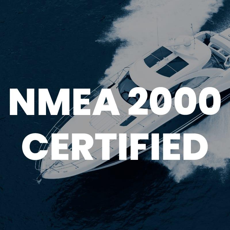 NMEA 2000 Certified