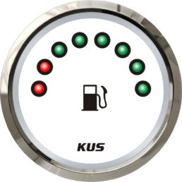 8 LED Fuel Level Gauge