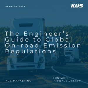The Engineer's Guide to Global On-road Emission Regulations