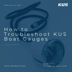 How to Troubleshoot KUS Boat Gauges