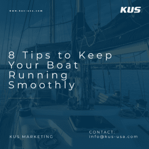 8 Tips to Keep Your Boat Running Smoothly