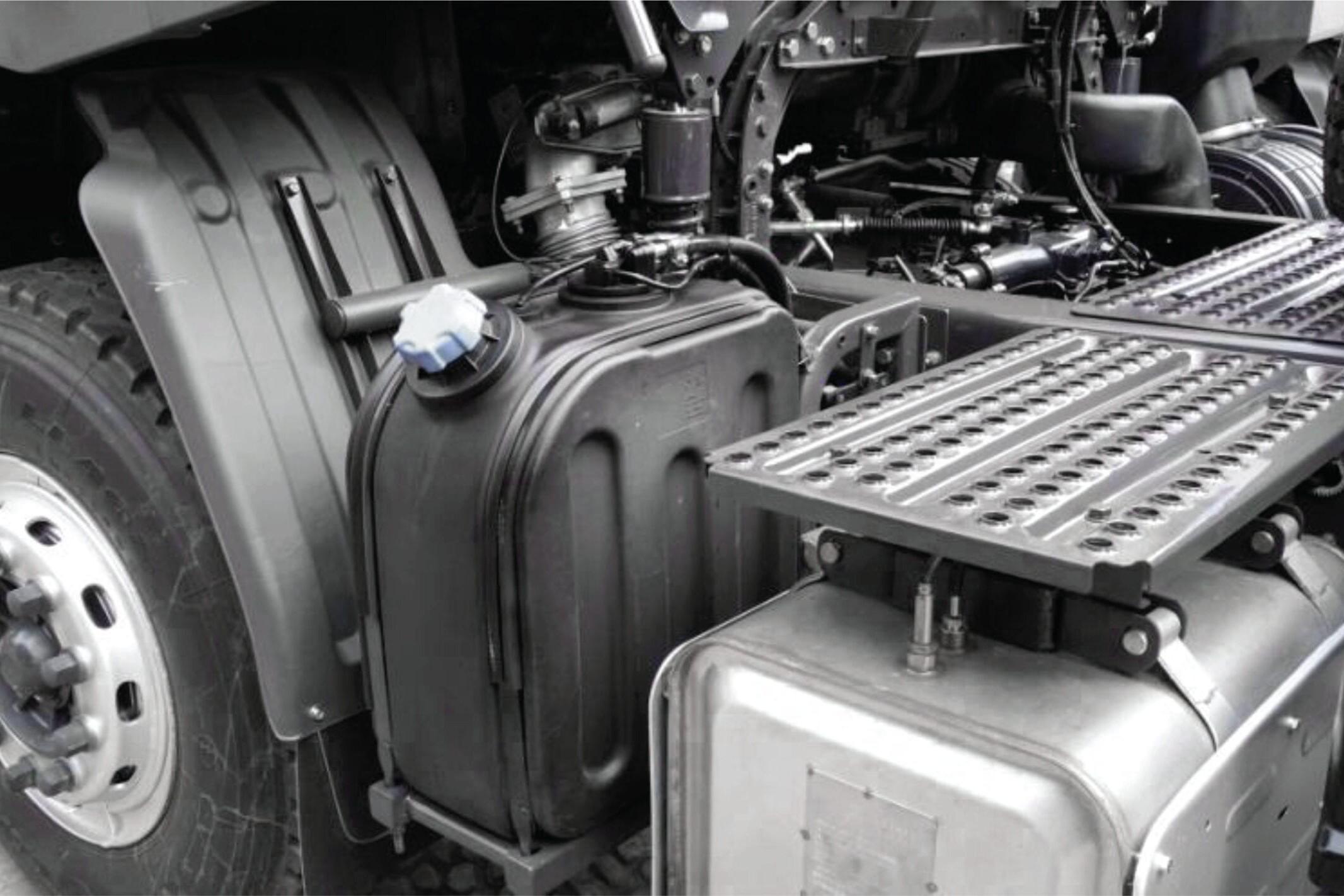 Diesel Exhaust Fluid
