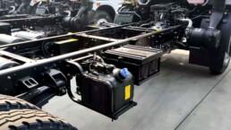 Diesel Exhaust Fluid (DEF) Tank & Chassis