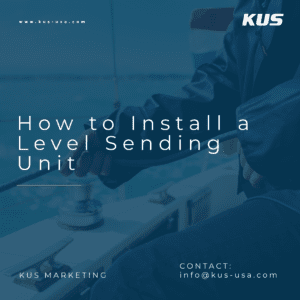 How to Install a Level Sending Unit