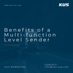 Benefits of a Multi-function Level Sender