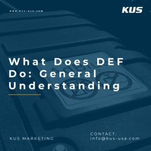 What Does DEF Do: General Understanding