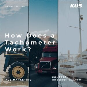 How Does a Tachometer Work?